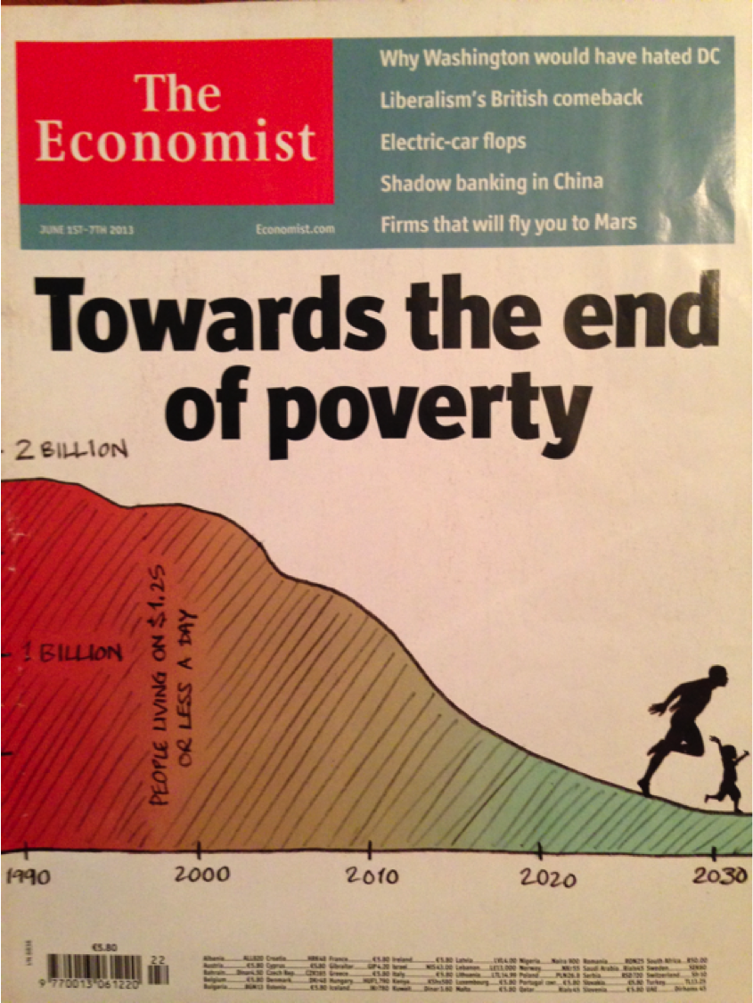Economist poverty